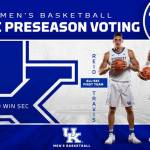 UK MBB Picked to Win SEC Title; Two on Preseason All-SEC Teams