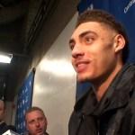 UK Basketball Reid Travis on WIN over Transylvania in Preseason