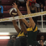 Balanced attack leads to straight-set Kentucky State Volleyball win