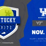 Kentucky Women's Tennis Hosts First Kentucky Invite