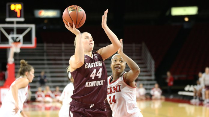 Eastern kentucky university womens basketball 2018-19