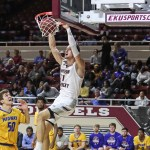 Anderson's Career Night Leads EKU MBB To 107-52 Win Over Midway