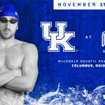 UK Swimming and Diving Approaches Invitational Season