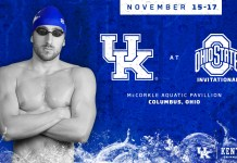 University of Kentucky Swimming and Diving