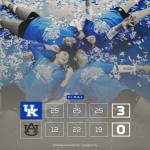 UK Volleyball – Undefeated!: Champs Conclude Regular Season with Win Over Auburn