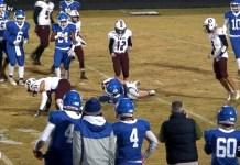 High School playoff football 2018