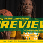 Kentucky State WBB GAME PREVIEW: University of Missouri-St. Louis