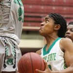 Four reach double figures in Kentucky State WBB victory