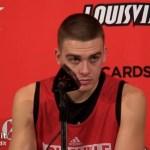 UofL Basketball Ryan McMahon Previews Lipscomb