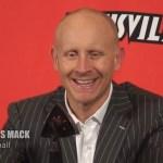UofL Basketball Mens Basketball Coach Chris Mack on WIN vs Miami