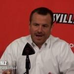 UofL WBB Coach Jeff Walz on 70-42 WIN vs Pitt