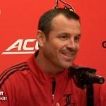 UofL WBB Coach Jeff Walz  Pre-UConn