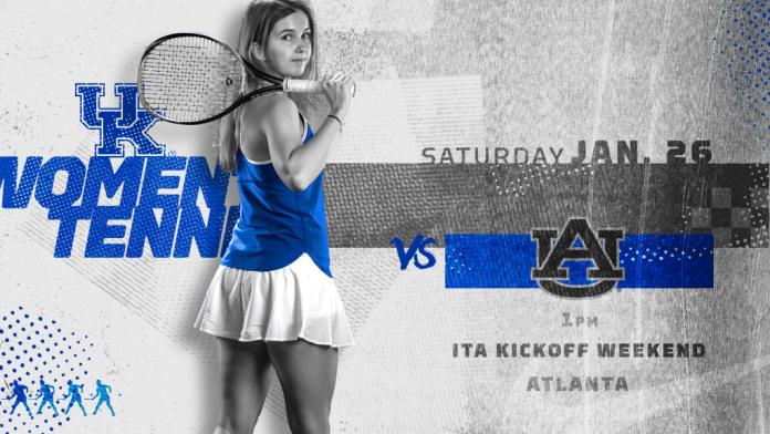 University of Kentucky womens tennis 2019