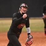WKU Softball's Aikey Ties Program Save Record as Tops Win Series Over Western Illinois