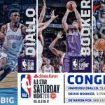Three Former UK MBB to be Featured at NBA All-Star Saturday Night