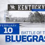 Kentucky Women's Golf Begins Spring Season vs. Louisville