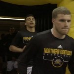 NKU MBB Highlights vs Youngstown State