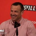 UofL WBB Coach Jeff Walz on WIN over #2 UConn