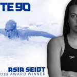 NCAA Honors UK Swim & Dive's Junior Swimmer Seidt with Elite 90 Award