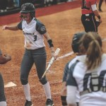 Big Third Inning Leads Eastern Kentucky Softball To A Split vs Jacksonville State on Sunday