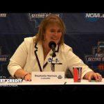 Louisville WBB NCAA Tournament RD 1 Post Game vs Robert Morris