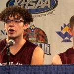 Ashland Blazer HS Basketball 2019 Sweet 16 Presser vs Owensboro
