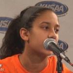 Ryle HS Girls Basketball Sweet 16 Presser vs Murray