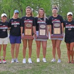 Murray State Women's Golf Headed To NCAA Regional At Auburn