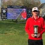 WKU MGOLF's Sargent Tops Grueling Vandy Field, Ties WKU Record with Fifth Win