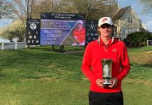 Western Kentucky University golf 2019