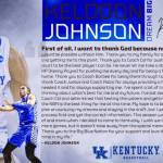 UK MBB's Johnson to Declare for 2019 NBA Draft: Eligible to Return to UK