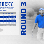 UK MGOLF's Brown Leads Way for Wildcats with First Career Top-Five Finish
