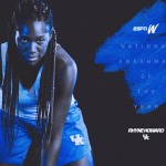 espnW Names UK WBB's Rhyne Howard National Freshman of the Year