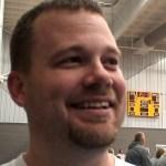 Central KY Heat AAU Basketball Coach Blake Button at Vette City Shootout