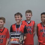 Central KY Heat AAU Basketball at WK Sports Ent Hillopper Hoopfest