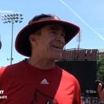 UofL Baseball Coach Dan McDonnell On 2019 World Series