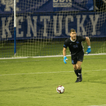 UK MSOC Records Season's First Shutout in Win Over Tulsa