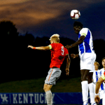 UK MSOC Forces Second Straight Shutout in 2-0 Win Over Bowling Green
