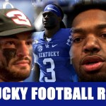 UK Football Reaction To QB Wilson Injury/Sawyer Smith As Replacement