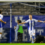 No. 15 UK MSOC Surges to 7-1 Win Over Wright State