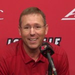Louisville Football Coach Scott Satterfield Previews #3 Clemson.