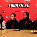 Louisville Field Hockey on  hosting the 1st rounds of the NCAA Tournament