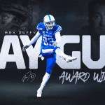 UK Football Punter Max Duffy Named Ray Guy Award Winner