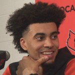 Louisville Basketball Nwora, Kimble & Enoch on WIN vs #4 Michigan