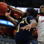 Michigan vs. Louisville Condensed Game | 2019-20 ACC Men's Basketball