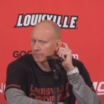 Louisville Basketball Coach Chris Mack Previews Florida State