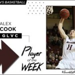 Bellarmine MBB Cook named GLVC Player of the Week
