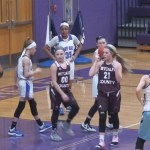 Spalding East vs West 7th Grade MS Girls Basketball 2020