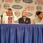 Sacred Heart Basketball 2020 Sweet 16 Presser vs South Laurel