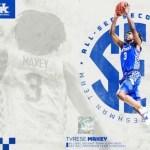 Tyrese Maxey – All-SEC Second Team, SEC All-Freshman Team